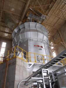CK-340 Cement_Slag Mill