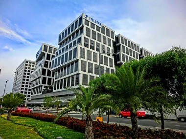 New Office Bldg near MoA